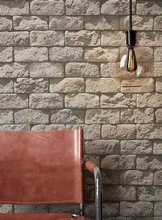 stein tapete wohnzimmer newroom papiertapete steintapete grau beige steintapete