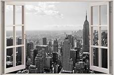 new york city mural wallpaper 3d window new york city view wall stickers mural