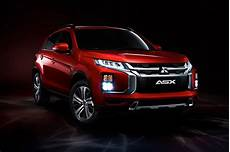 mitsubishi asx crossover updated for 2019 car magazine