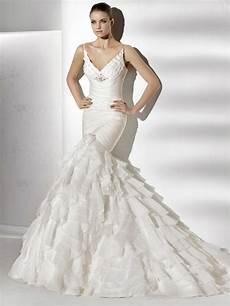 Wedding Gown Mermaid Cut