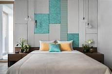 schlafzimmer wandle idea to steal eine polsterwand im schlafzimmer
