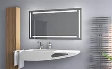 Badezimmerspiegel Mit Led Beleuchtung - led bad spiegel badezimmerspiegel mit beleuchtung