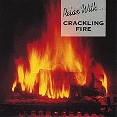 crackle noise relax with crackling fire amazon com music