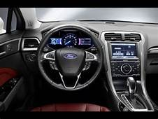 2018 Ford Mondeo New Designinterior  YouTube