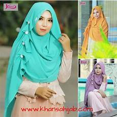 Model Jilbab Instan Terbaru Dijual Bersosial