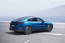 porsche cayenne neues modell 2018 porsche still undecided on cayenne coupe carscoops