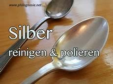 Silberreinigung Silber Silberschmuck Silberbesteck