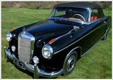 1956 1962 mercedes 220s 220se convertible tops and