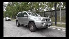Nissan X Trail 2005 2005 Nissan X Trail 2 0 Cvtc Start Up And Vehicle