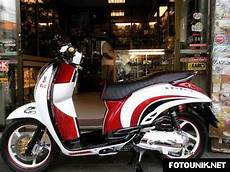 Modifikasi Scoopy 2011 by Best Of The Best Modification Motor Modifikasi Honda Scoopy