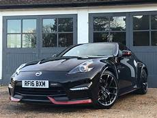 used 2016 nissan 370z v6 nismo for sale in west sussex
