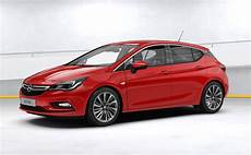 Opel Astra V 2019 Couleurs Colors
