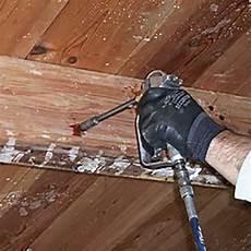 traitement du bois de charpente pistolet injection traitement charpente bois