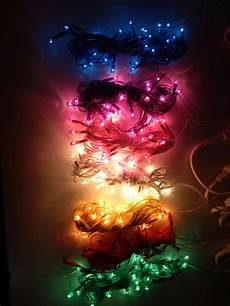 series colorful hanging light for diwali decoration