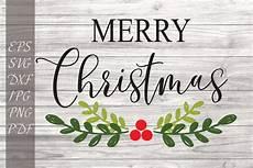 merry christmas svg rustic christmas sign svg 382420 cut files design bundles