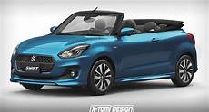 Would You Fancy A Maruti Suzuki Convertible