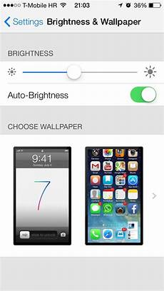 iphone dynamic wallpaper setting new in ios 7 dynamic and panoramic wallpapers