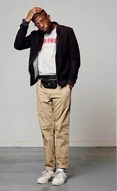 look homme printemps 2015 look streetwear homme black