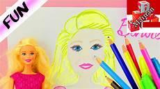 Topmodel Malvorlagen Untuk Anak Menggambar Tanpa Buku Gambar Top Model
