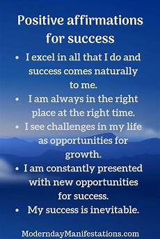 positive affirmations to rewire your brain for success