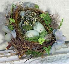 charming decorative birds nest with eggs to use in by tracybible