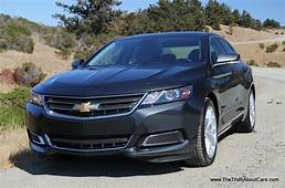 Review 2014 Chevrolet Impala With Video  The Truth