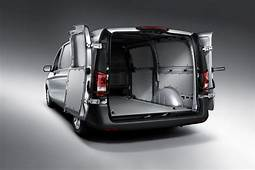 All New Mercedes Benz Vito Is A Van With Many