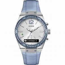 damen guess connect bluetooth hybrid smartwatch uhren
