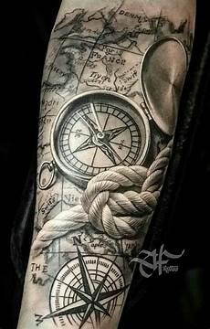 kompass unterarm 13 besten kompass vorlage bilder auf kompass