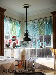 Kitchen Curtains Diy by Diy Table Cloth Curtains Window Treatments Ideas 12