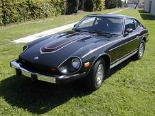 1978 Datsun 280Z Black Pearl Limited Edition  Ultra Low