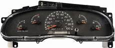 how make cars 1984 ford e250 instrument cluster ford archives dashboard instrument cluster