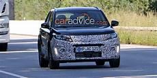 2018 Suzuki Vitara Facelift Spied Again Photos 1 Of 4