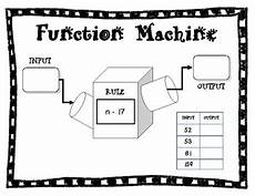 patterns functions and algebra worksheets pdf 442 ccss algebra patterns function machines by mathcoach tpt