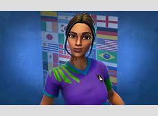 Poised Playmaker   Fortnite Skin   Customizable Soccer Costume