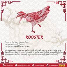 year of the rooster 2017 chinese zodiac predictions mnltoday ph