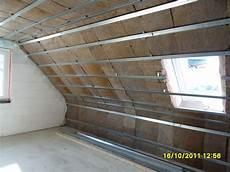 abstand lattung gipskarton dachschräge heikes dennis bautagebuch trockenbau d 228 mmung