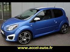 Renault Clio Ii Rs V Serie Limitee Cozot Voiture