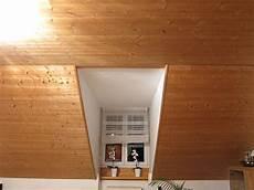Holzdeckenproblem Abkleben Streichen Mietwohnung