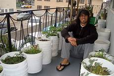Apartment Patio Container Garden by Container Gardening For Apartment Dwellers Food