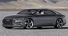 Audi A8 2017 Luxury Executive Sedan Car About Audi