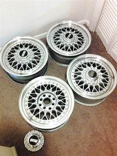 fs 15x7 bbs rs redrilled 4x100 600 shipped serious buyers