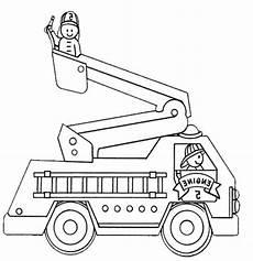 Gratis Malvorlagen Feuerwehrauto 19 Free Truck Coloring Pages Printable