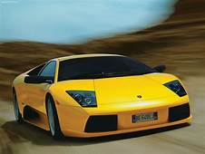 Luxury Lamborghini Cars Murcielago Wallpaper