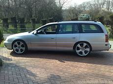 2002 Opel Omega B Caravan Pictures Information And