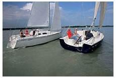Sun 2500 Und Sportina 25 Yachtrevue At