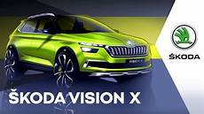x vision x škoda vision x