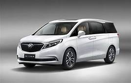 New Buick GL8 Revealed In China  GM Authority