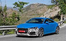 new audi tt rs plus 2019 price and review 2019 audi tt rs spied with new rs look and fresh blue