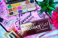Faced Chocolate Gold Bar gold infused makeup faced chocolate gold bar palette